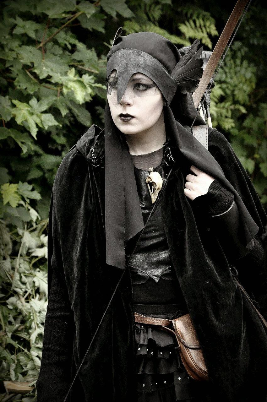 fantazjada i jej mroczna łowczyni