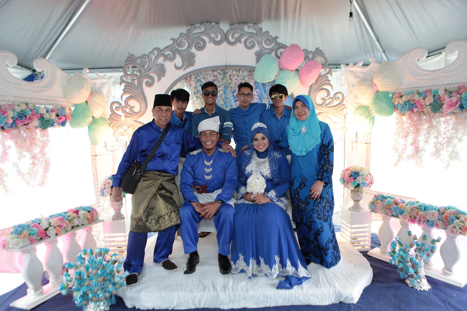 My Family In Ipoh