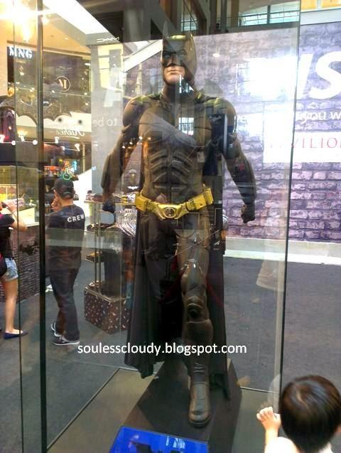 Malaysia Batman