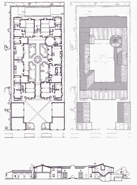 The devoted classicist june 2013 for Floor plans los angeles
