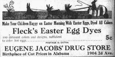 Fleck's Easter Egg Dyes