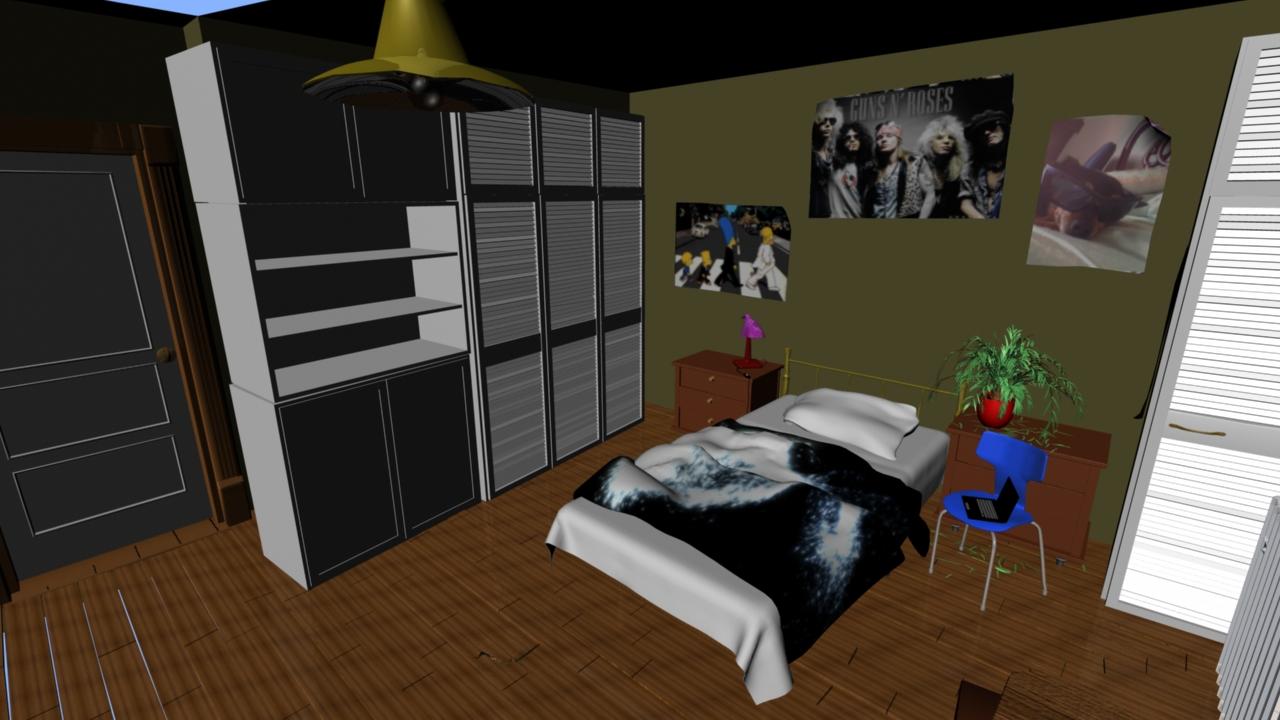 Tato acero mi cuarto ideal d - Humedad ideal habitacion ...