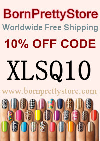 10% discount at BornPrettyStore for MiseryLovesBlue... readers.