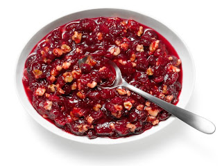 MomLid's Musings: Cranberry Walnut Relish