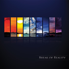 Break of Reality: Spectrum of the Sky