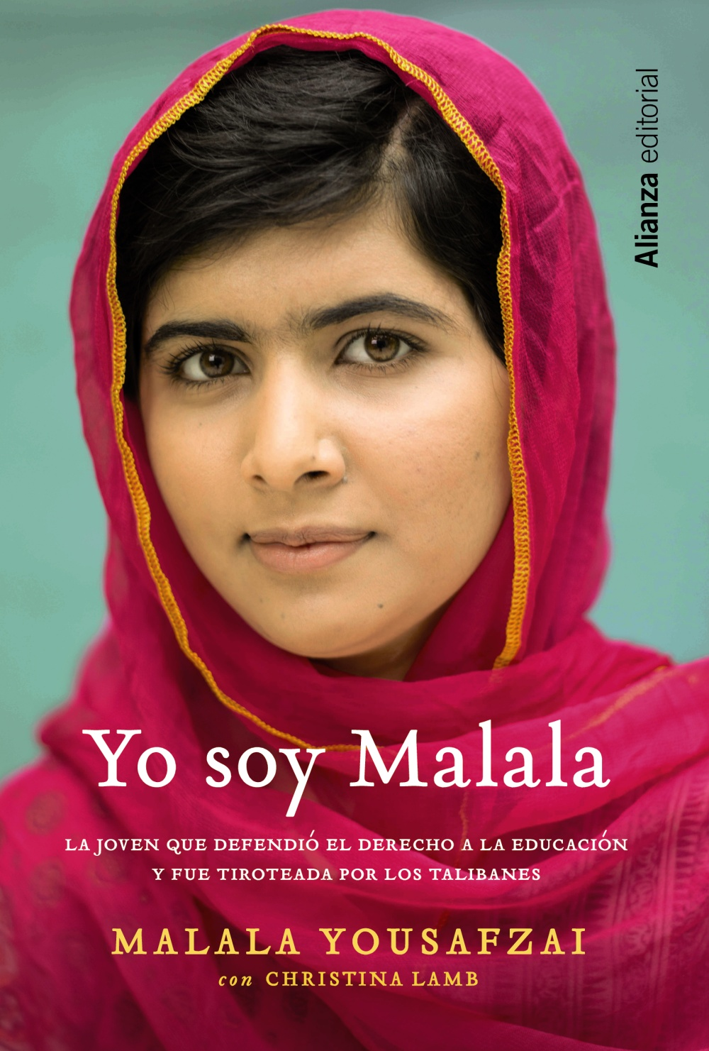 Reseña: Yo soy Malala - Malala Yousafzai