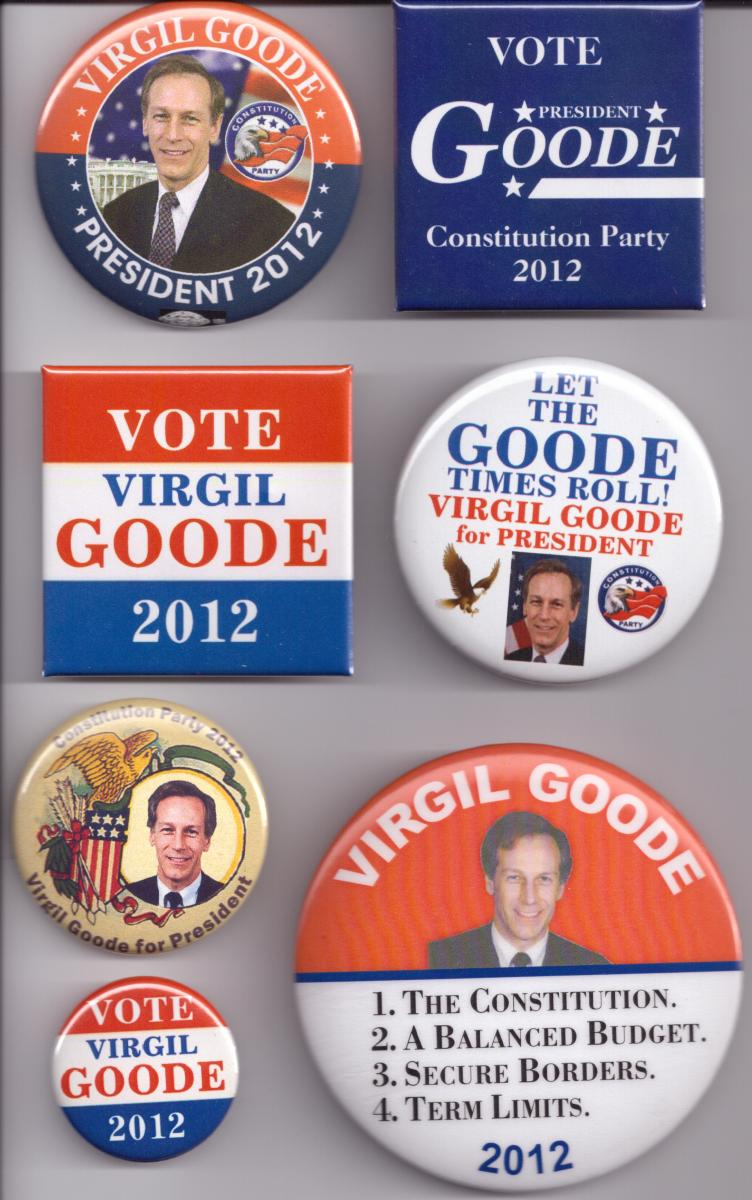 virgil goode buttons