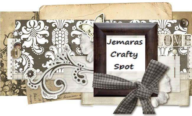 Jemara's crafty spot