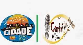Programa Cariri em Ação todos os sábados na Rádio cidade de 08h ás 09h: