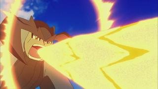 Pokemon Darkness of Island  Terrakion_Hyper_Beam