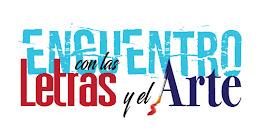 Logo Encuentro con las Letras y el Arte