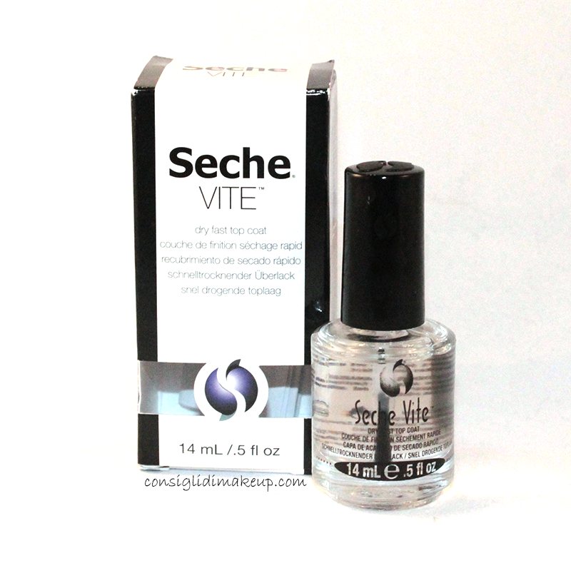 Review: Seche Vite Dry Fast Top Coat