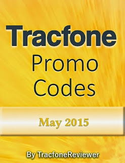 TracfoneReviewer's list of Promo Codes may 2015