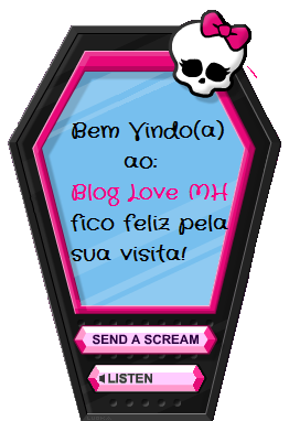Bem Vindas (os)!!!!