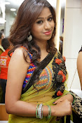 Manali rathod sizzling photos in saree-thumbnail-6
