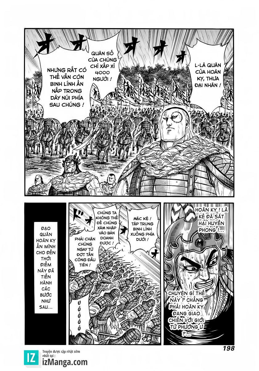 Kingdom – Vương Giả Thiên Hạ (Tổng Hợp) chap 239 page 3 - IZTruyenTranh.com