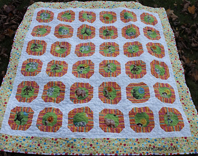 Dottie Quilt - Quilts for Kids