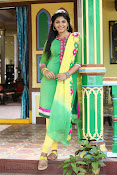 Anjali latest photos in green churidar-thumbnail-8