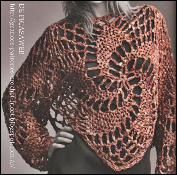 Excepcional Blogs Patrón De Crochet Imagen - Ideas de Patrones de ...