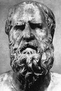 Frases do Filosofo Heraclito de Éfeso