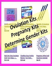 Ovulation Kits & Much More