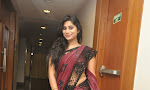 Mithuna Waliya glam photos in Saree-thumbnail