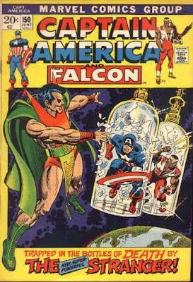 Captain America and the Falcon #150