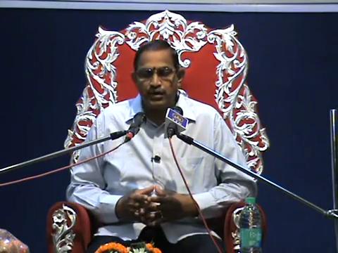 Brahmasri Chaganti Koteswara Rao