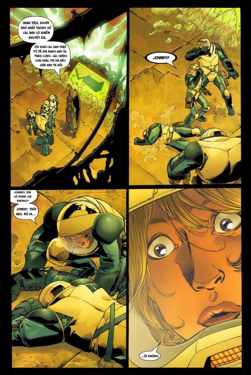 Ultimate Fantastic Four chap 16 - Trang 12