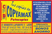 Copistería Copimax