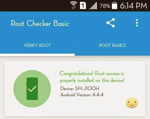 Tutorial Cara Root Samsung Galaxy J1 Dengan Mudah - Cara ...