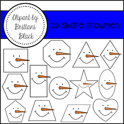 https://www.teacherspayteachers.com/Product/2D-Shape-Snowmen-2284144