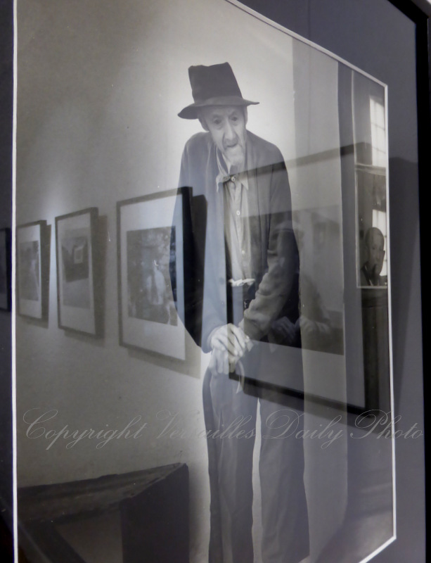 Vivian Maier Versailles Ecole des Beaux-Arts