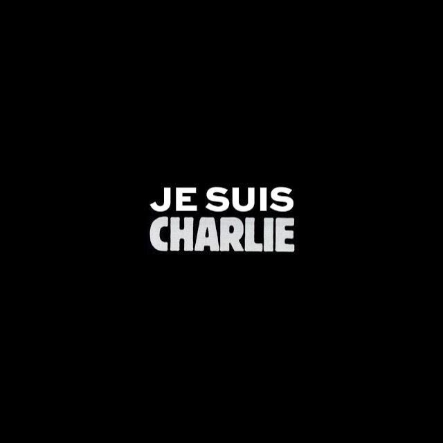 Je suis charlie, Charlie Hebdo, bullelodie