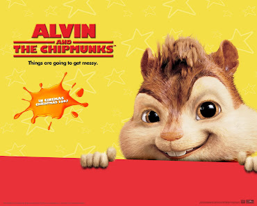 #4 Alvin and The Chipmunks Wallpaper