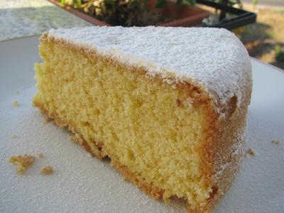 Dolci Da Credenza Torta Paradiso : Torta del paradiso i dolci di pinella