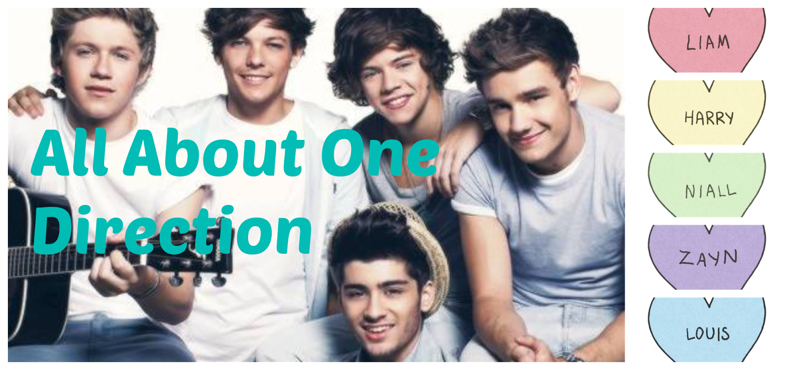All About One Direction ❤