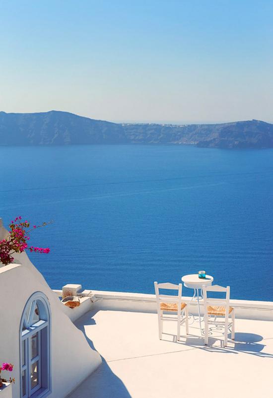 Firostefani, Santorini ©Allard Schager