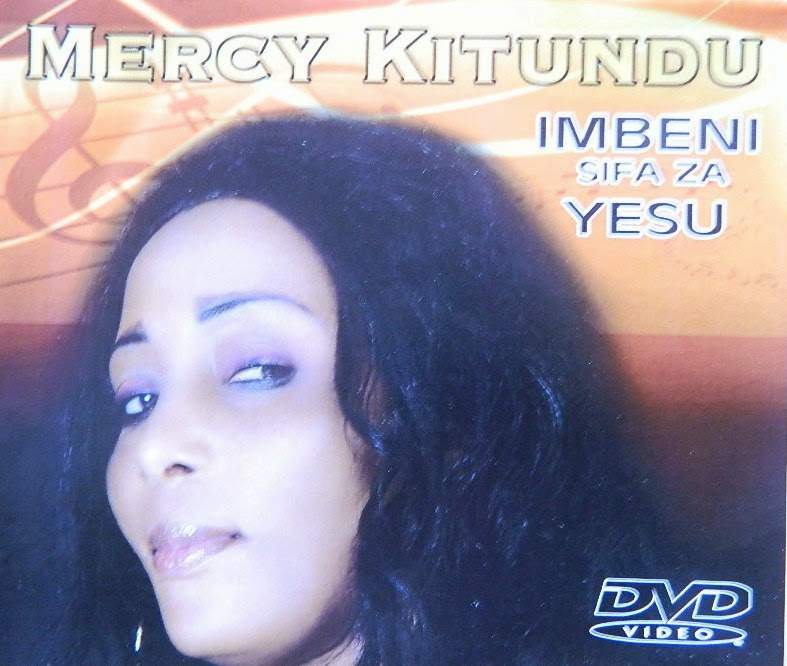 JIPATIE DVD MPYA YA MERCY KITUNDU 2014
