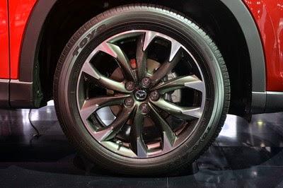 Spesifikasi Mazda CX-5 Facelift