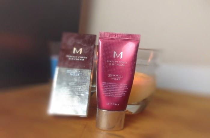 Missha BB Cream No. 23 Review