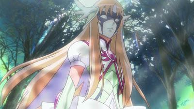 Saint Seiya Omega Yuna Aquila