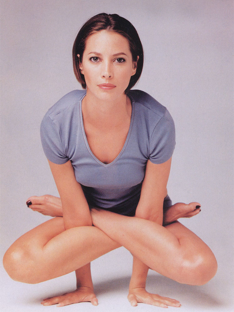 journey of a yoga sceptic christy turlington yoga. Black Bedroom Furniture Sets. Home Design Ideas