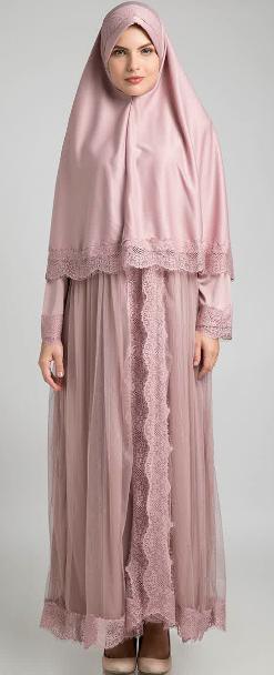 Aneka Baju Muslim Pesta