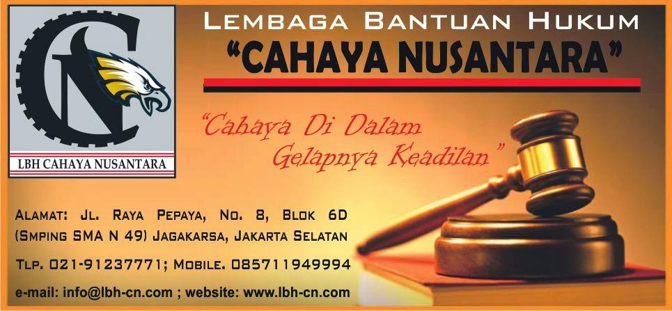 LBH - Cahaya Nusantara