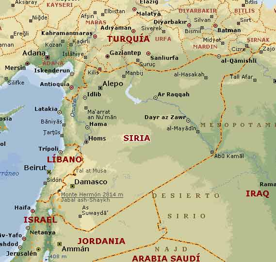 ¿Qué pasa en Siria realmente?