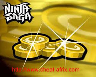 Cheat Ninja Saga Cheat Gold Update (PERMANENT)