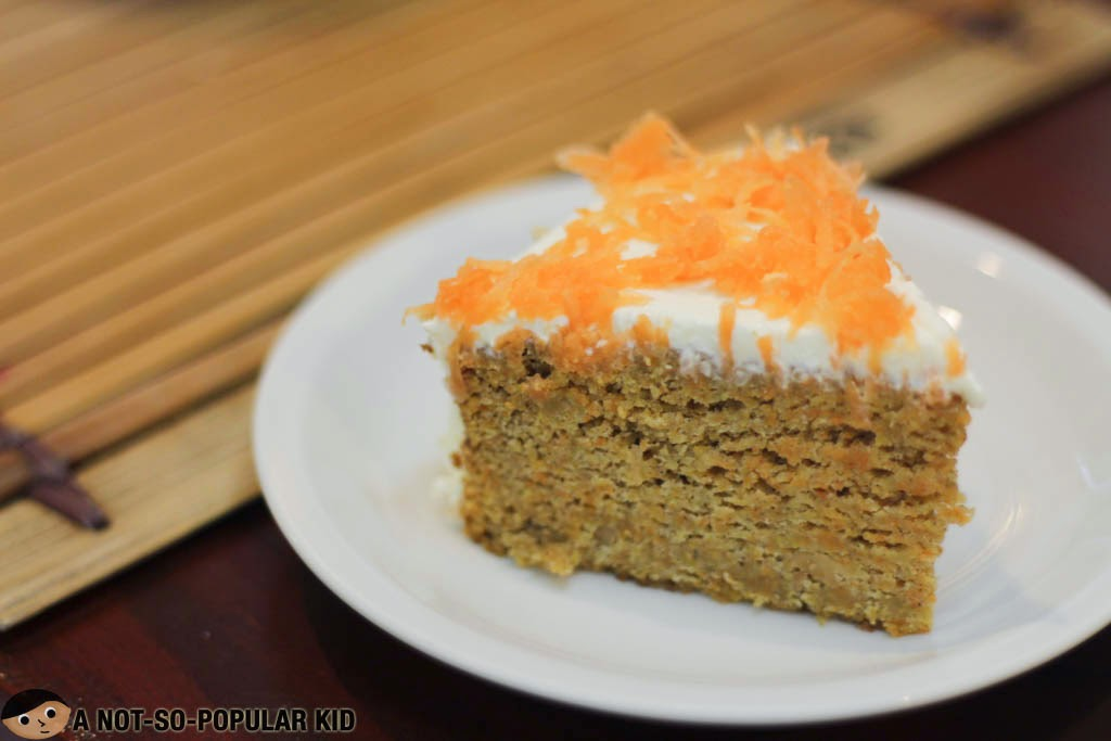Filipino Carrot Cake