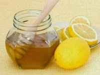 honey and lemon - anemia