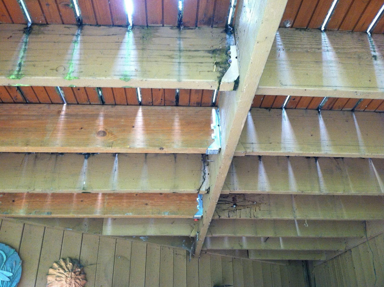Consider it done construction deck joist replacement for Balcony joists